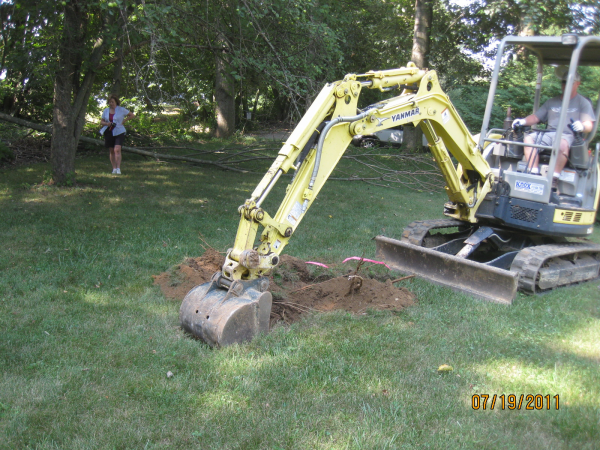 Septic System Testing