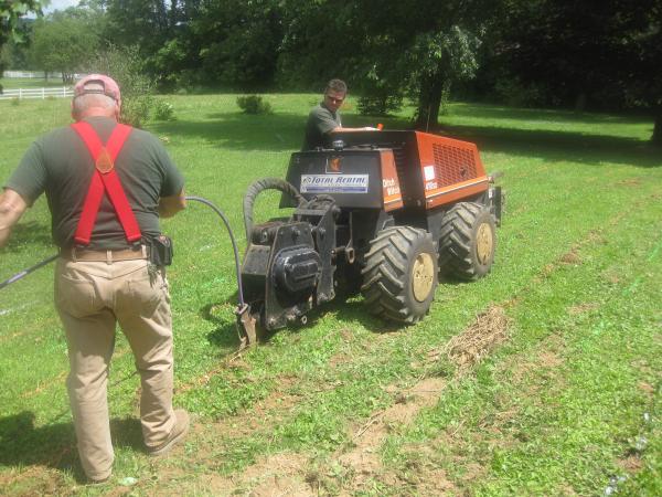 Drip Dispersal Maintenance Chester County